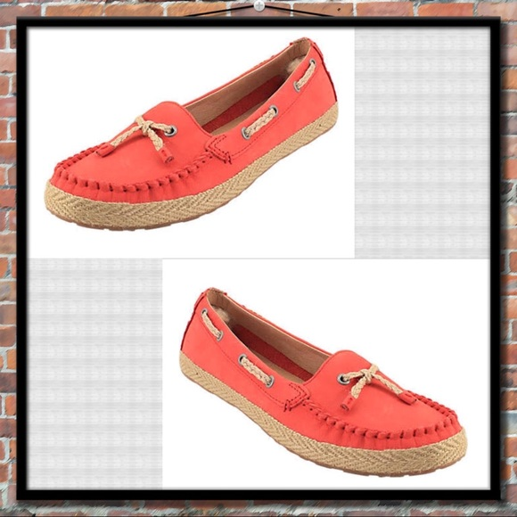 27fa6abadee UGG Chivon Nubuck Loafer in Salmon Pink